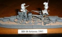 BB-39 アリゾナ その20完成④