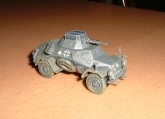 4輪装甲車 sdkfz222