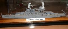 BB-39 アリゾナ その20 完成①